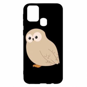 Etui na Samsung M31 Plump owl