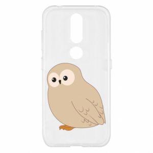Etui na Nokia 4.2 Plump owl