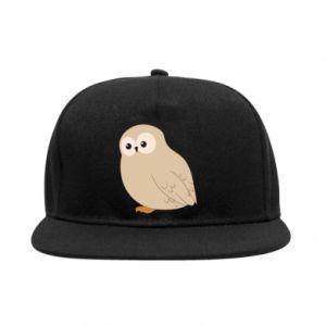 Snapback Plump owl