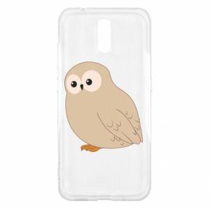Etui na Nokia 2.3 Plump owl