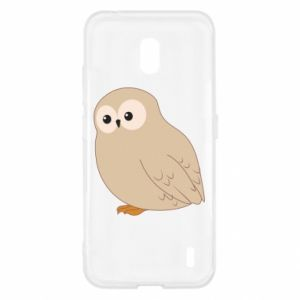 Etui na Nokia 2.2 Plump owl