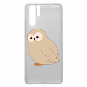 Etui na Huawei P30 Pro Plump owl