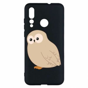 Etui na Huawei Nova 4 Plump owl