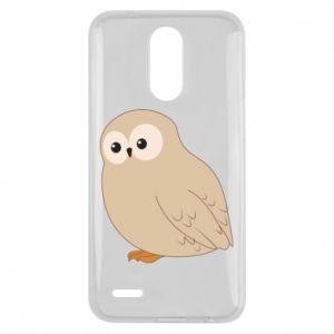 Etui na Lg K10 2017 Plump owl