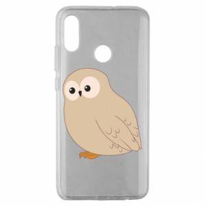 Etui na Huawei Honor 10 Lite Plump owl