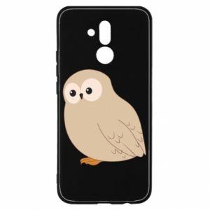 Etui na Huawei Mate 20 Lite Plump owl