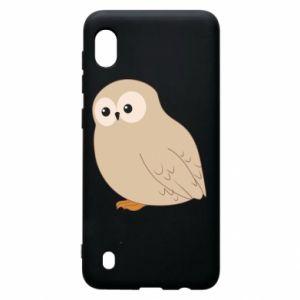Etui na Samsung A10 Plump owl