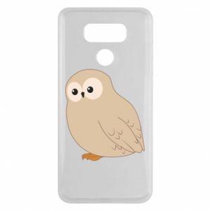Etui na LG G6 Plump owl