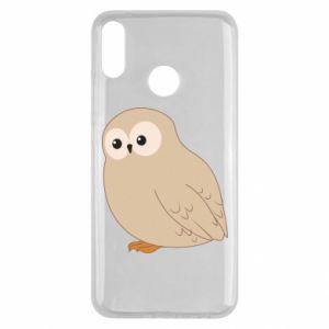 Etui na Huawei Y9 2019 Plump owl