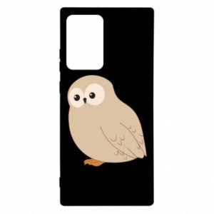 Etui na Samsung Note 20 Ultra Plump owl