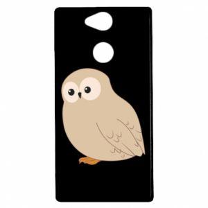 Etui na Sony Xperia XA2 Plump owl