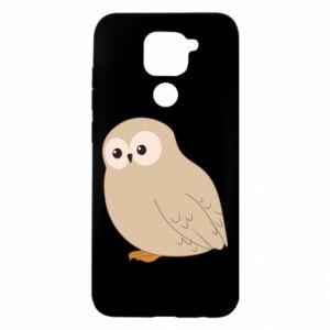 Etui na Xiaomi Redmi Note 9/Redmi 10X Plump owl