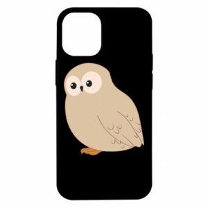 Etui na iPhone 12 Mini Plump owl