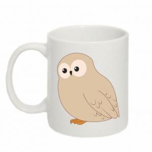 Kubek 330ml Plump owl