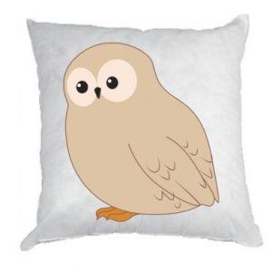 Poduszka Plump owl