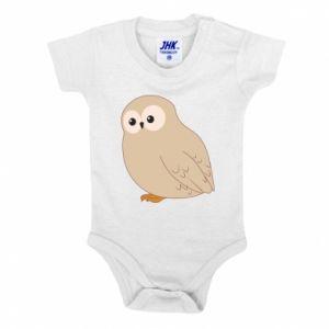 Body dziecięce Plump owl