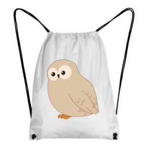 Plecak-worek Plump owl