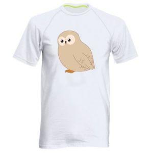 Koszulka sportowa męska Plump owl