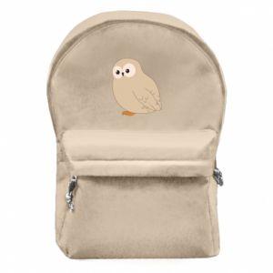 Plecak z przednią kieszenią Plump owl