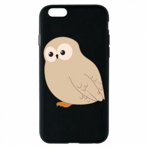 Etui na iPhone 6/6S Plump owl