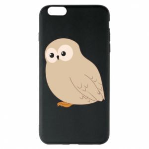 Etui na iPhone 6 Plus/6S Plus Plump owl