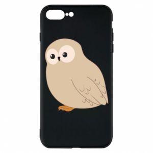 Etui do iPhone 7 Plus Plump owl