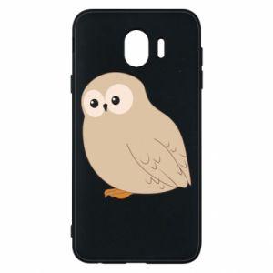 Etui na Samsung J4 Plump owl