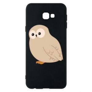 Etui na Samsung J4 Plus 2018 Plump owl