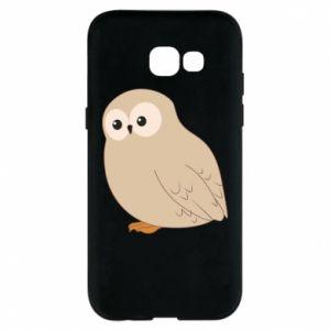 Etui na Samsung A5 2017 Plump owl