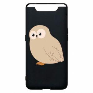 Etui na Samsung A80 Plump owl