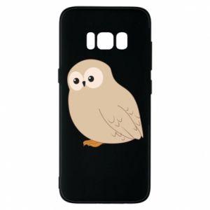 Etui na Samsung S8 Plump owl