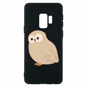 Etui na Samsung S9 Plump owl