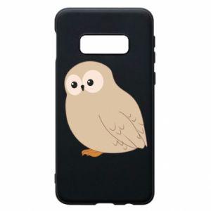 Etui na Samsung S10e Plump owl