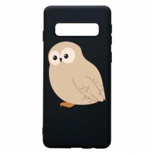 Etui na Samsung S10 Plump owl