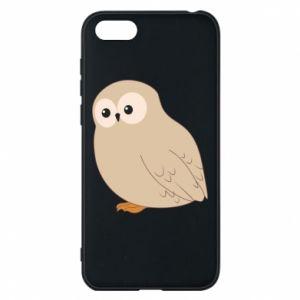 Etui na Huawei Y5 2018 Plump owl
