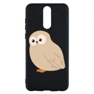 Etui na Huawei Mate 10 Lite Plump owl