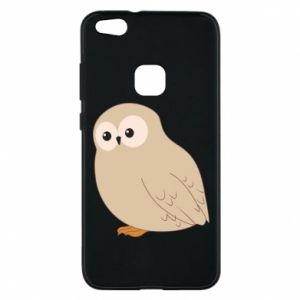 Etui na Huawei P10 Lite Plump owl