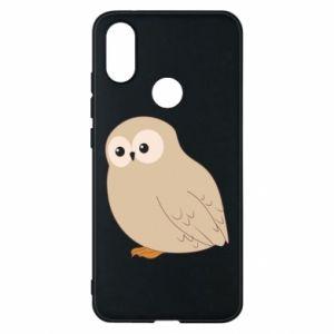 Etui na Xiaomi Mi A2 Plump owl