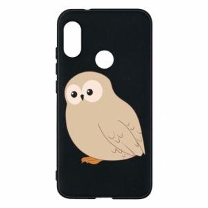 Etui na Mi A2 Lite Plump owl