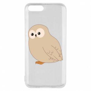 Etui na Xiaomi Mi6 Plump owl