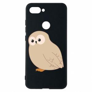 Etui na Xiaomi Mi8 Lite Plump owl