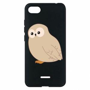 Etui na Xiaomi Redmi 6A Plump owl