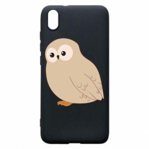 Etui na Xiaomi Redmi 7A Plump owl