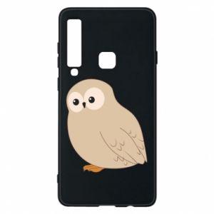Etui na Samsung A9 2018 Plump owl