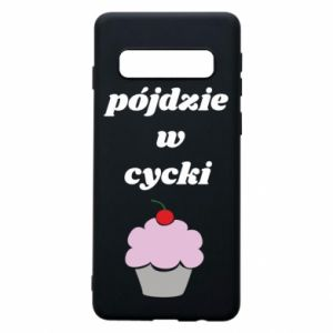 Phone case for Samsung S10 Go to boobs