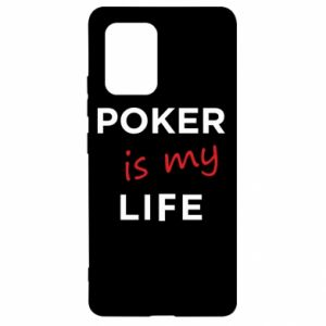 Samsung S10 Lite Case Poker is my life