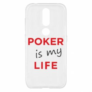 Nokia 4.2 Case Poker is my life