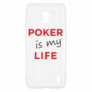 Nokia 2.2 Case Poker is my life