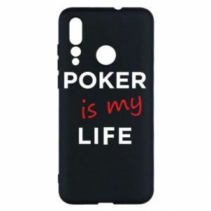Huawei Nova 4 Case Poker is my life