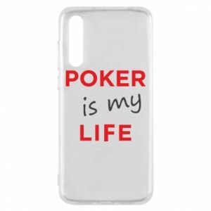Huawei P20 Pro Case Poker is my life
